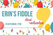 """20.09. - 9. rođendan trupe """"Erin's Fiddle"""""""