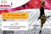 18-20.11. - EVROPSKO PRVENSTVO